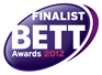 Finalist BETT Awards 2012